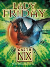 lady friday book cover