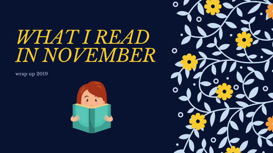 What I Read in November || 2019