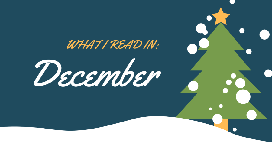 What I Read In December || 2019