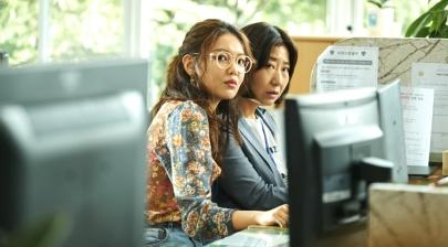 girl cops miran and sooyoung