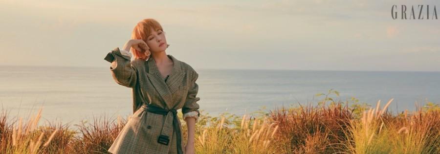 Kim Sun Ah x Grazia Kr || Dreaming of Sunshine☀