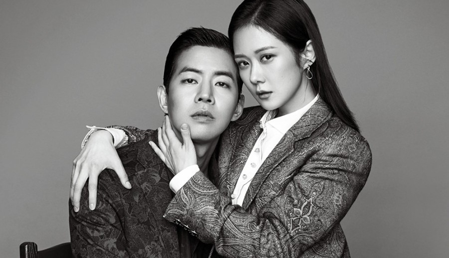 Sang Yoon + Na Ra x Allure Kr || In the Distance