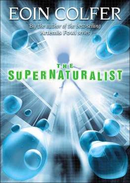 the supernaturalist cover