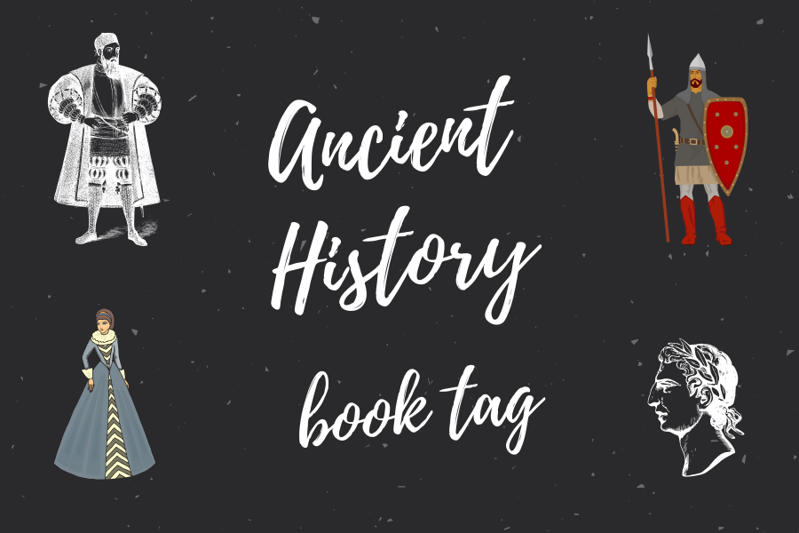 Ancient History Book Tag 🌍
