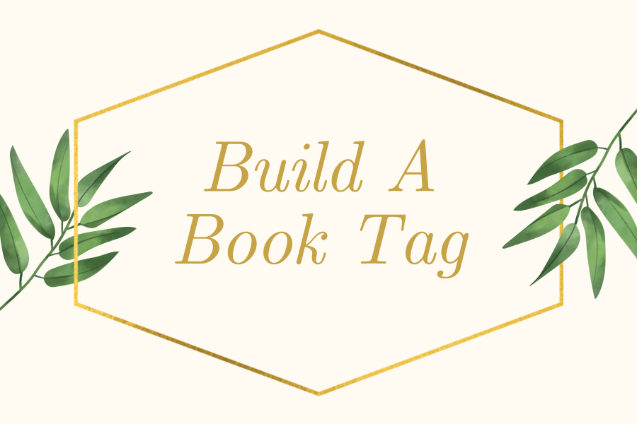 Build A Book || TAG!