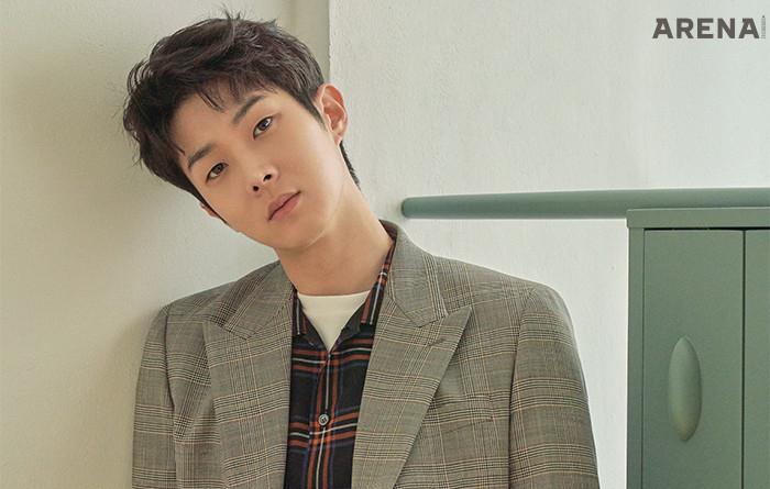 Choi Woo Shik x Arena Homme+ || February2020