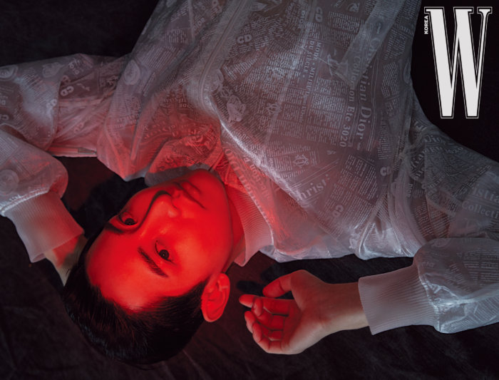 Lee Soo Hyuk x W Korea || March 2020