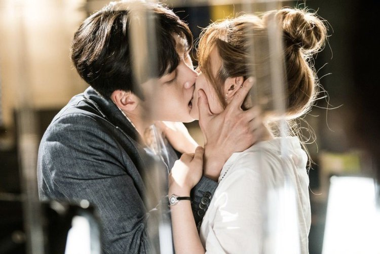 sp kiss!!