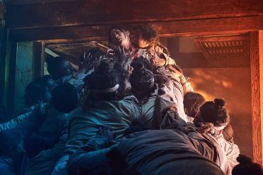 zombie pile