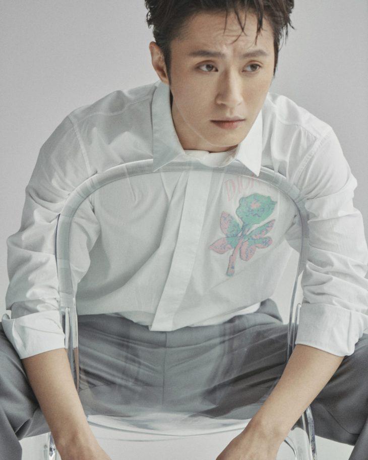 kim sung kyu gq 4
