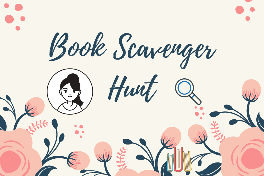 Book Scavenger Hunt: Finding the Book!