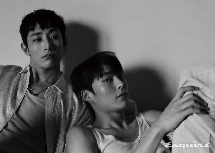 Born Again Cast x Esquire Korea || April '20