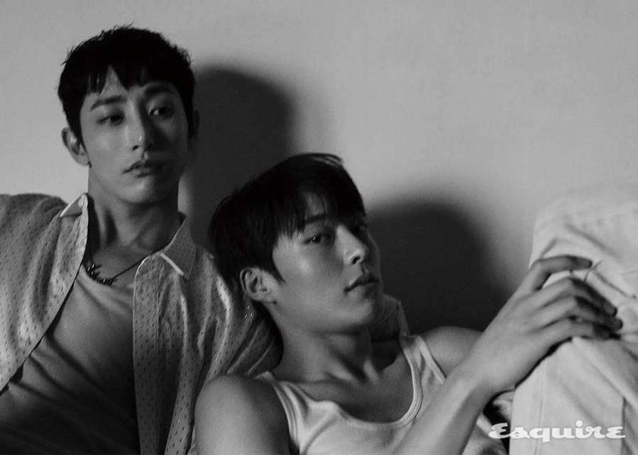 Born Again Cast x Esquire Korea || April'20