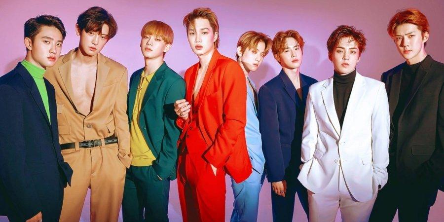 EXO || Kpop ReadAThon TBR♥
