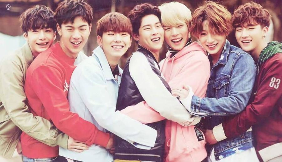 Kpop ReadAThon || Wrap Up #1 || Team Monsta X ♥