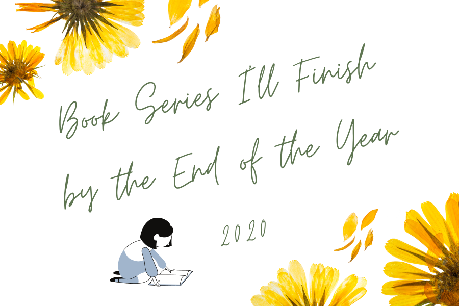 Book Series I Will Finish By the End of the Year   2020