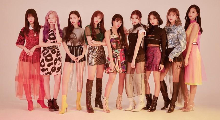 TWICE || Kpop ReadAThon TBR♥